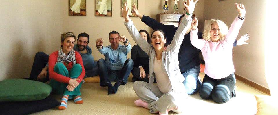 Γιόγκα Γέλιου: Το γέλιο είναι γιατρικό!