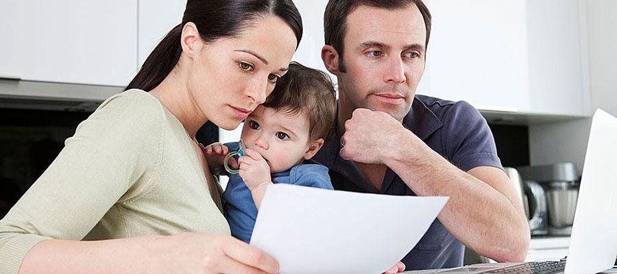 Οικονομική κρίση και οικογένεια